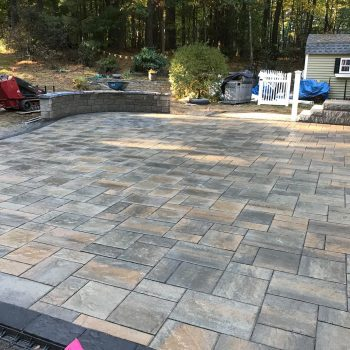 Custom Patio - Designed and Installed